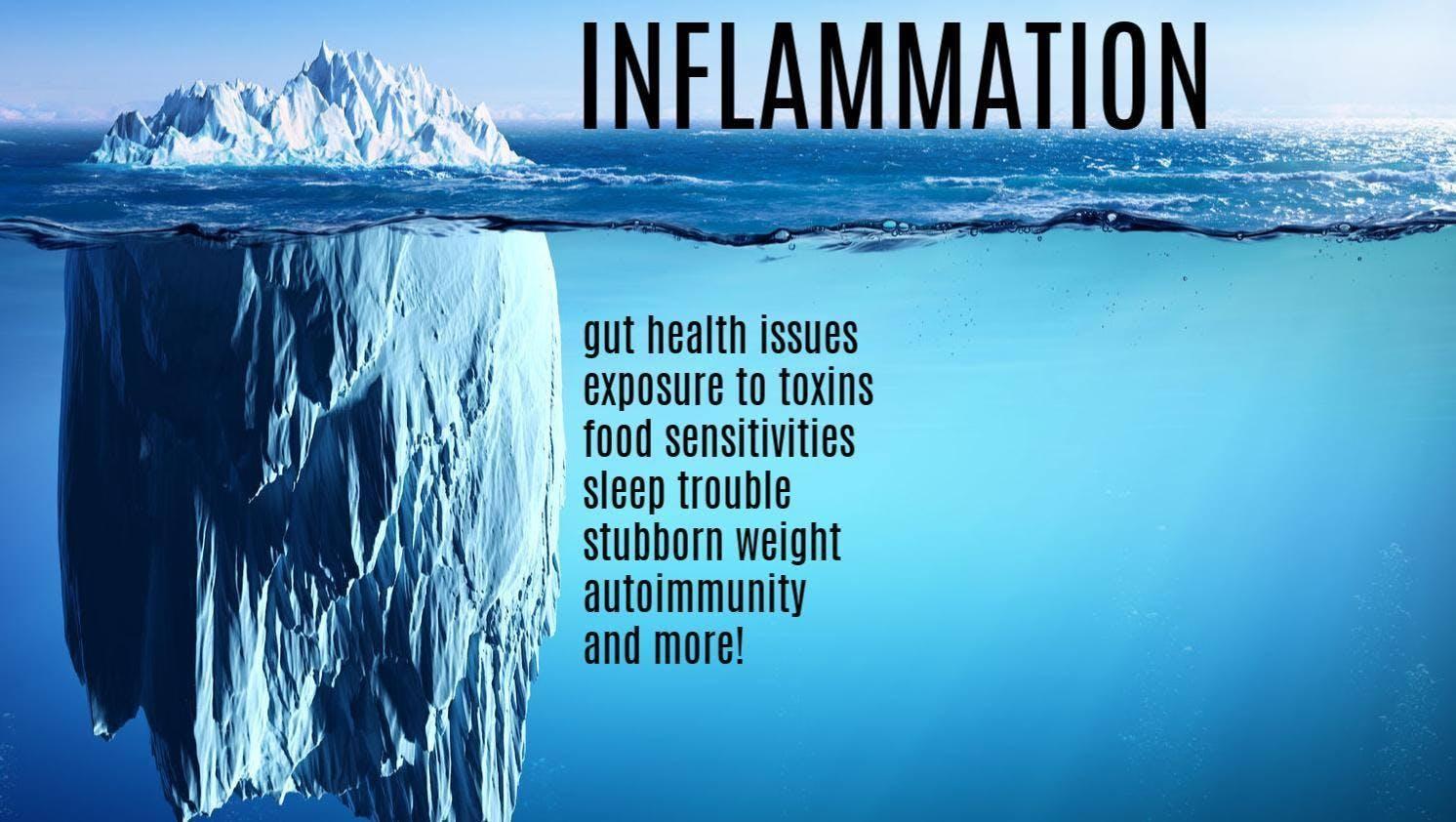 Hormonal Imbalances, Fatigue, and Inflammation Seminar