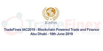 TradeFinex 2019 - Abu Dhabi - 18 June 2019.