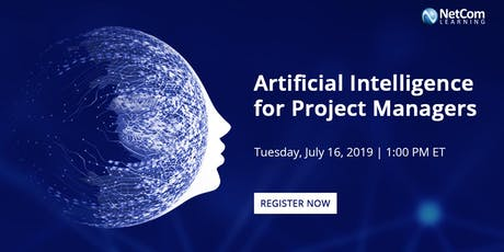 Webinar - Artificial Intelligence for Project Managers tickets