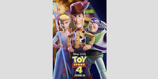 Toy Story 4 - Oahu Sensory Friendly Film