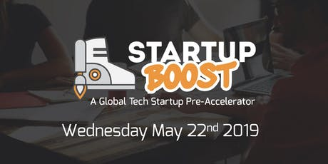Startup Boost Global Demo Day Nov. 20th New York tickets