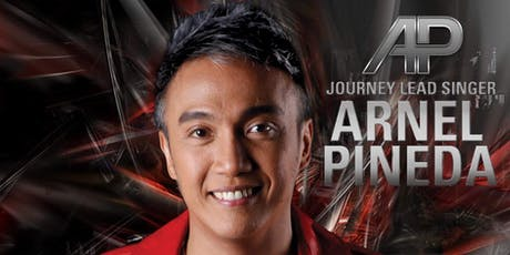 ARNEL PINEDA - The North American Tour 2019 tickets