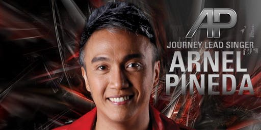 ARNEL PINEDA - The North American Tour 2019