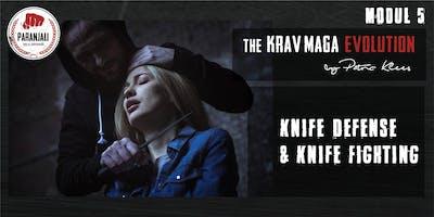 Krav Maga Course  -  Modul 5   Knife Defense and Knife Fighting