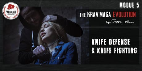 Krav Maga Course  -  Modul 5 | Knife Defense and Knife Fighting Tickets