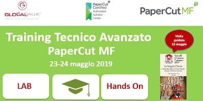Iscrizione Training tecnico avanzato PaperCut MF (a pagamento)