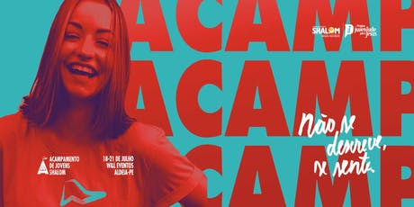 ACAMP'S RECIFE 2019.2 ingressos