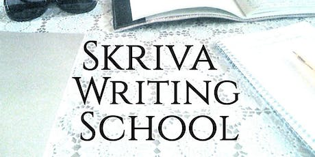 Start Writing Your Novel at Skriva - 4th August 2019  tickets