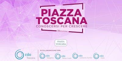 Piazza Toscana 2019 (www.piazzatoscana.org)