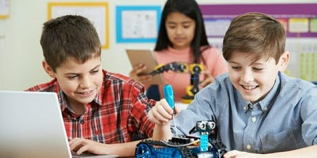 Jrobotics & Frobotics - After School Program tickets