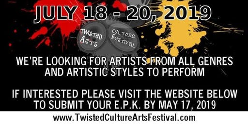 Twisted Culture Arts Festival