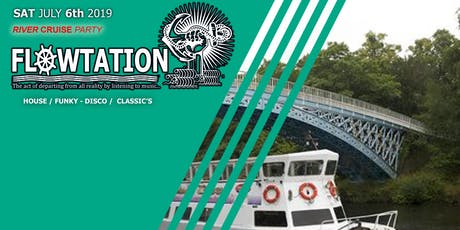 Flowtation Boat Charter & After Party tickets