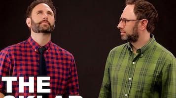 Comedians The Sklar Brothers