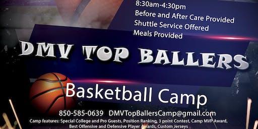DMV TOP BALLERS Camp