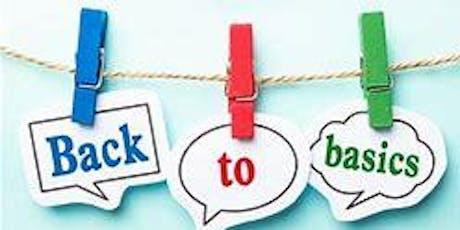 Back to Basics Accounts Day tickets