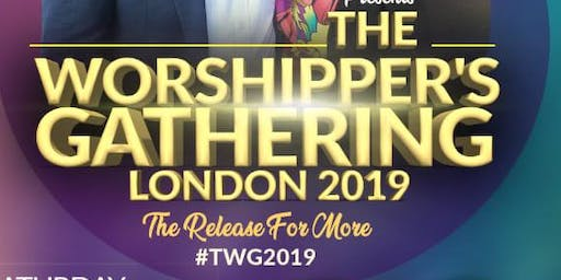 The Worshipper's Gathering - The Release For More