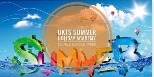UKTS Summer 2019 Holiday Academies - DOUBLE BUNDLE OFFER