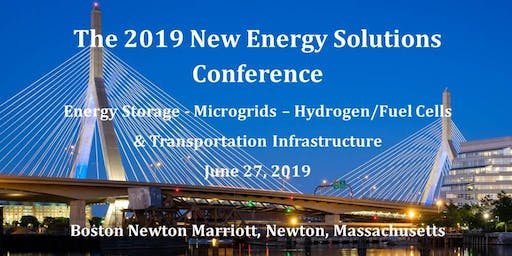 2019 New Energy Solutions Conference