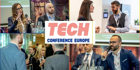 Tech Conference Europe 2019 (TCE2019) tickets