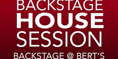 BACKSTAGE HOUSE SESSION presents GLOW