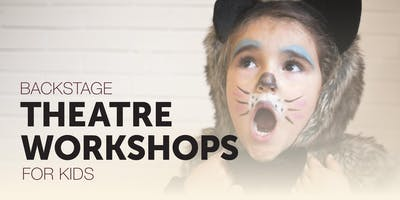 Backstage Theater Workshops for Kids