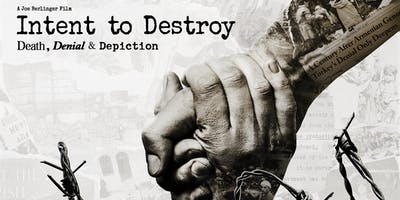 Cine UGAB: Intent to Destroy