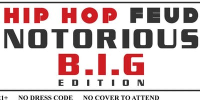 Corner Politics Presents: Hip Hop Feud Notorious B.I.G. Edition