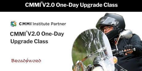 CMMI V2.0 One-Day Upgrade Training - DC Area tickets
