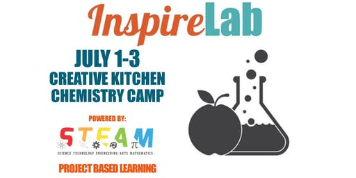 Summer 2019: Creative Kitchen Chemistry Camp