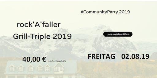 rockAfaller Grill-Triple 2019