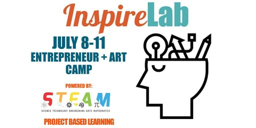 Summer 2019: Entrepreneur & Art Camp