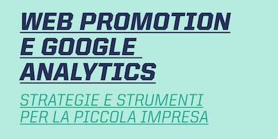 Web Promotion e Google Analytics