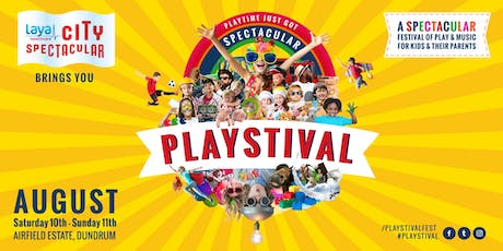 Playstival  tickets