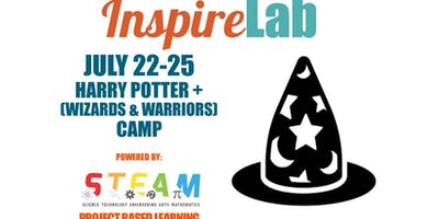 Summer 2019: Harry Potter + (Wizards and Warriors) Camp