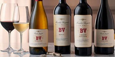 BLT Steak Wines Over Washington with Beaulieu Vineyard tickets