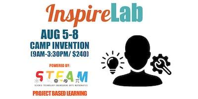 Summer 2019: Camp Invention