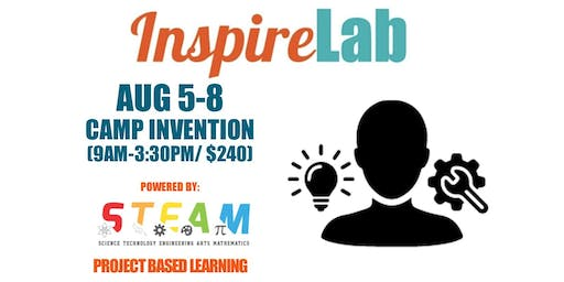Summer 2019: Camp Invention