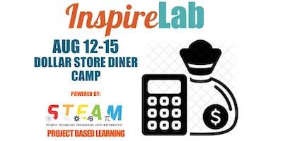 Summer 2019: Dollar Store Diner Camp