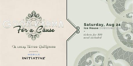 Good Karma For A Cause, A Local Tattoo Centered Gathering + Giving Back tickets