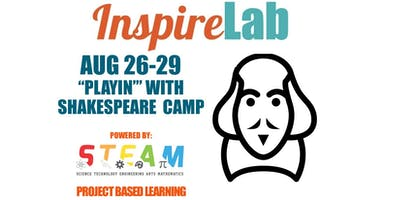 "Summer 2019: ""Playin'"" with Shakespeare Camp"