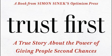 Bruce Deel and Simon Sinek - talk and book signing tickets