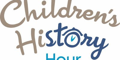 Children's History Hour- Arches to Zigzags - Celebrating Historic Preservation  Month
