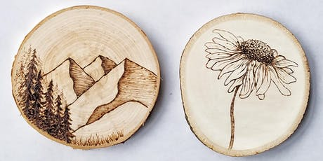 Intro to Wood Burning tickets