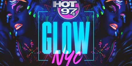 Glow Party Live Robot Performance and Complimentary Glow Sticks and Hennessy tickets
