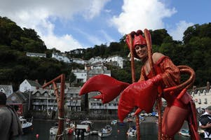 Clovelly Lobster and Crab Feast