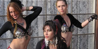 Tribal Fusion Belly Dance Classes with Grace