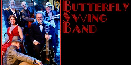 Butterfly Swing Band tickets