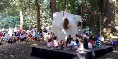 Espetáculo de dança e música para crianças @ Festival Artes à Vila 2019 bilhetes