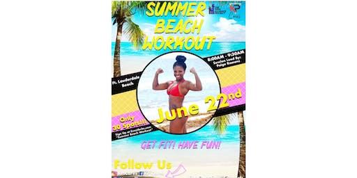 Summer Beach Workout