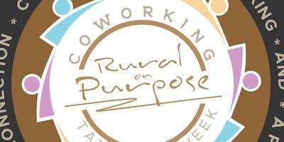 CoWorking Takeover Week - Community Meeting